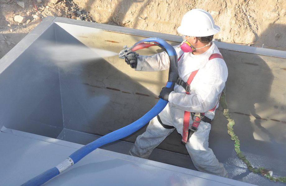 Spray Polyurea Coatings